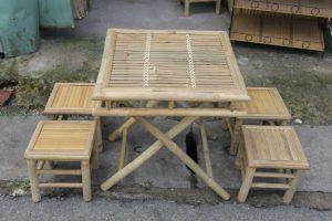 Bàn ghế mẫu 1