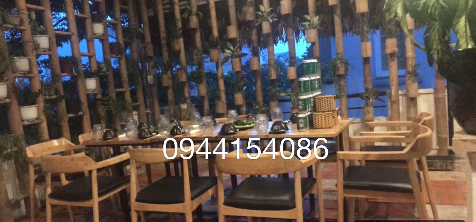 Tre luồng làm hàng rào trang trí quán ăn theo nhu cầu của quý khách tại TP.HCM