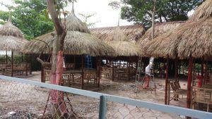 Hình anh mẫu nhà tre mái lá tại Sài Gòn