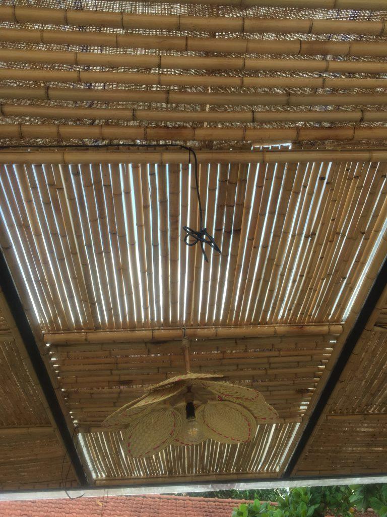 Hình ảnh công trình thi công tre trúc tại Quận 2