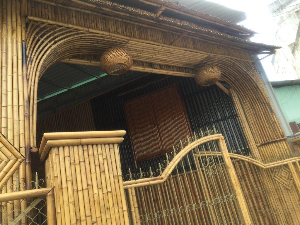 Báo giá thi công nhà tre trúc tại TPHCM