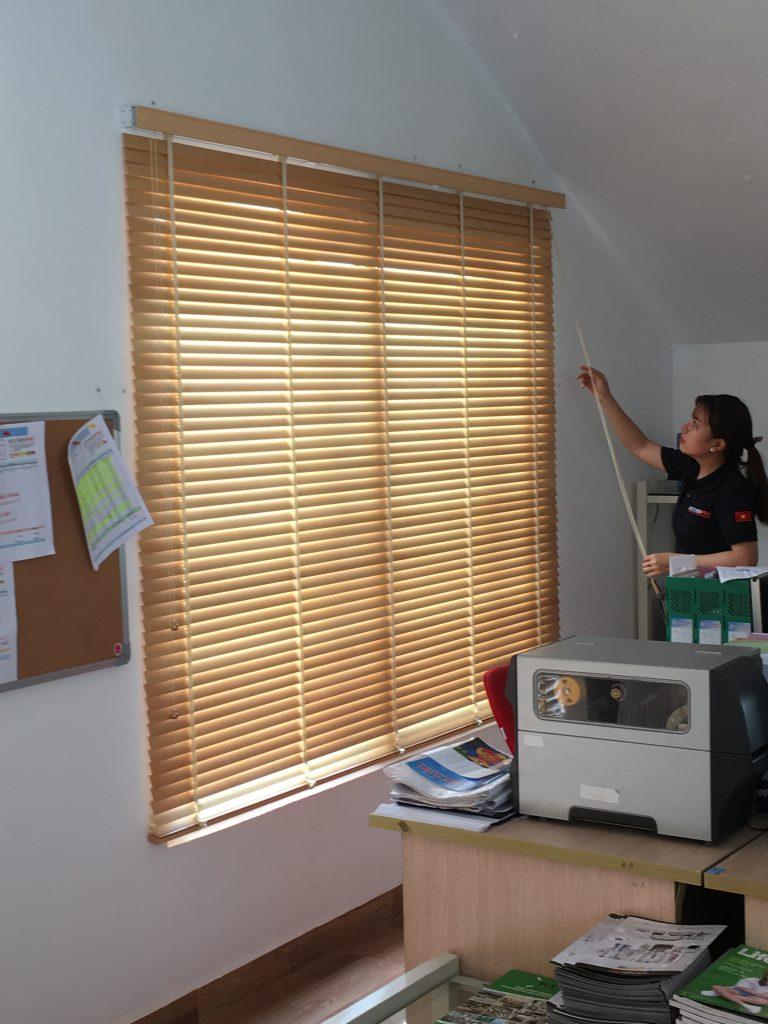 Các mẫu rèm cửa văn phòng Quận 9