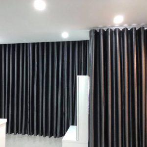 Mẫu rèm vải trang trí nhà ở
