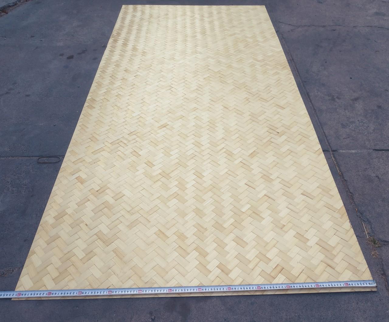 Tấm cót tre đạt tiêu chuẩn chất lượng cao sản xuất tại xưởng của City Nội Thất